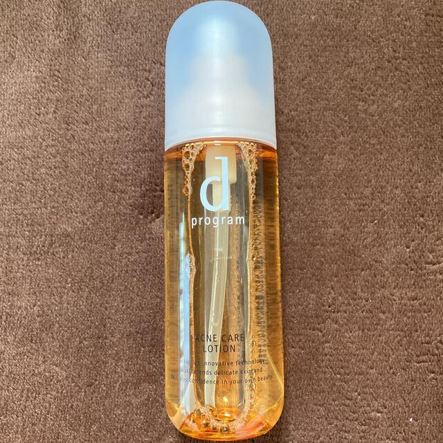 d program(ディープログラム)のdプログラム  アクネケアローション コスメ/美容のスキンケア/基礎化粧品(化粧水/ローション)の商品写真