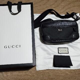 グッチ(Gucci)のGUCCI グッチ バッグ ショルダーバッグ ボディバッグ(ショルダーバッグ)