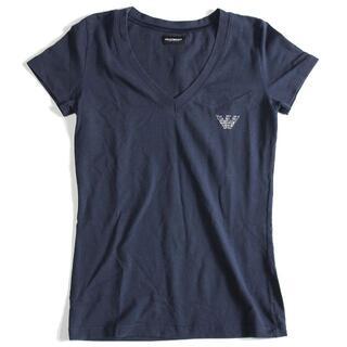 エンポリオアルマーニ(Emporio Armani)のエンポリオ アルマーニ アンダーウェア レディース 半袖 Tシャツ ロゴ(Tシャツ(半袖/袖なし))