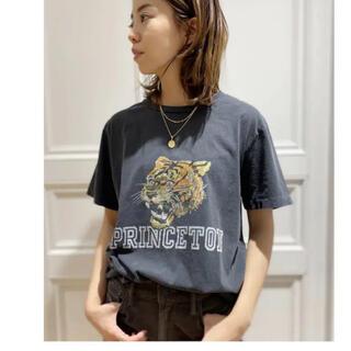 ドゥーズィエムクラス(DEUXIEME CLASSE)の 【REMI RELIEF/レミ リリーフ】 TIGER Tシャツ(Tシャツ(半袖/袖なし))