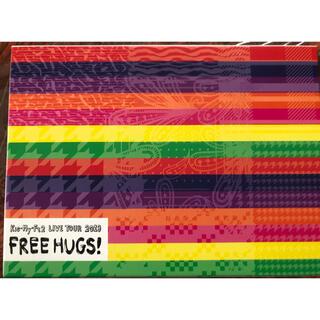 キスマイフットツー(Kis-My-Ft2)のLIVE TOUR 2019 FREE HUGS!(初回盤) DVD(ミュージック)