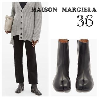 Maison Martin Margiela - MaisonMargielaメゾンマルジェラカーフスキンTabi ブーツ新品