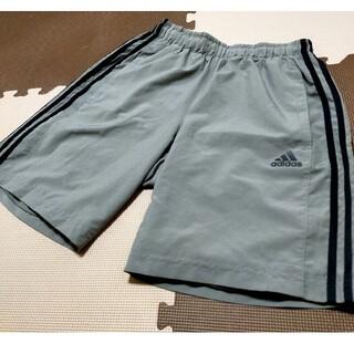 アディダス(adidas)のayu.0929様 アディダス ハーフパンツ グレー サイズL ●AHP-239(ショートパンツ)