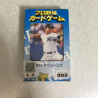 タカラトミー(Takara Tomy)のタカラ プロ野球カードゲーム ピノさん専用(野球/サッカーゲーム)