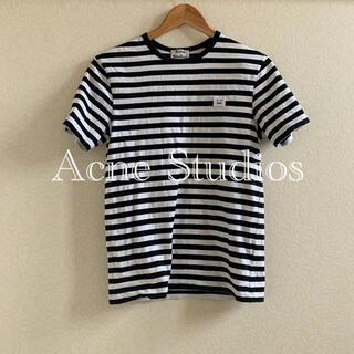 ACNE - Acne Studios  アクネ ストゥディオズ  フェイス Tシャツ