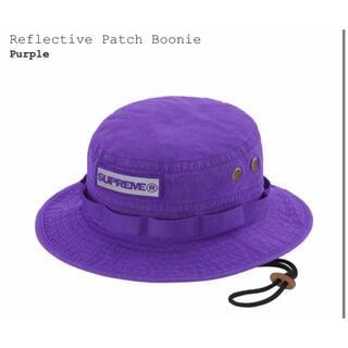 Supreme - Supreme Reflective Patch Boonie M/L