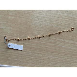 ジュエリーツツミ(JEWELRY TSUTSUMI)の新品未使用 K18 ブレスレット(ブレスレット/バングル)