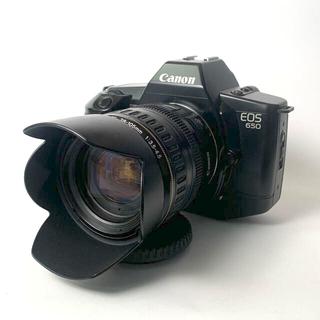 Canon - Canon Eos650とズームレンズ28-105