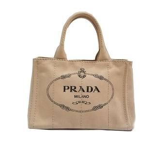 PRADA - プラダ PRADA ミニカナパ  レディース【中古】