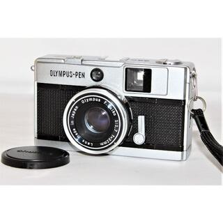 オリンパス(OLYMPUS)のOLYMPUS PEN EED F.Zuiko 32mm F1.7 オリンパス(フィルムカメラ)