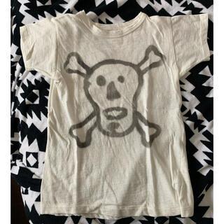 ゴートゥーハリウッド(GO TO HOLLYWOOD)の値下げ ゴートゥハリウッド ドクロTシャツ 140(Tシャツ/カットソー)