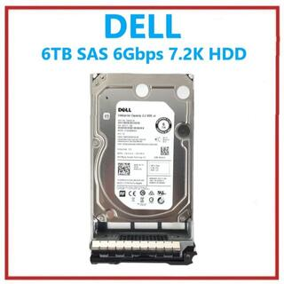 DELL - RF-701 DELL 6TB SAS 7.2K HDD 3.5インチ 1点