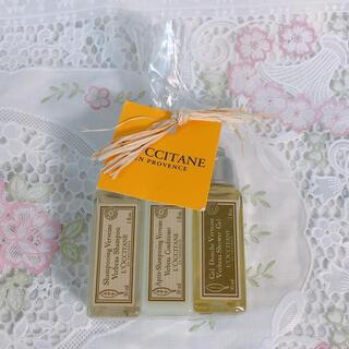 ロクシタン(L'OCCITANE)の830/ ロクシタン ヴァーベナセット(ボディローション/ミルク)