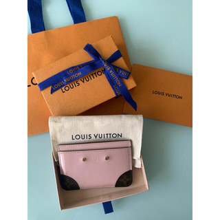 ルイヴィトン(LOUIS VUITTON)のルイヴィトン LOUIS VUITTON ヴェルニ パスケース カードケース(パスケース/IDカードホルダー)