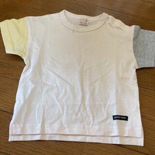 petit main - プティマイン 半袖Tシャツ