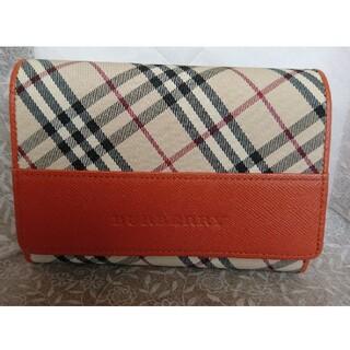 バーバリー(BURBERRY)のバーバリー 二つ折り財布(財布)