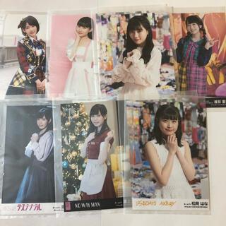 エイチケーティーフォーティーエイト(HKT48)のHKT48 劇場盤生写真 10枚セット(アイドルグッズ)