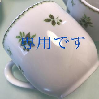 ナルミ(NARUMI)のナルミ ニッコーカップセットおまけ付き(グラス/カップ)