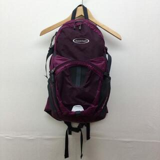 mont-bell 402010302 GALENA PACK25 リュックサッ(バッグパック/リュック)