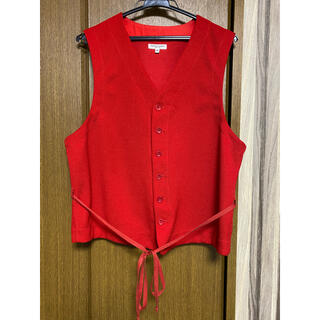 Engineered Garments - Engineered Garments USA製 ベスト ジレ