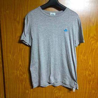 ヴィヴィアンウエストウッド(Vivienne Westwood)のヴィヴィアン ウェストウッド アンダーウェア クルーネックT グレー サイズM(Tシャツ/カットソー(半袖/袖なし))
