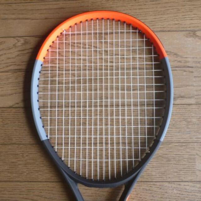 wilson(ウィルソン)のウィルソン クラッシュ100S G2 スポーツ/アウトドアのテニス(ラケット)の商品写真