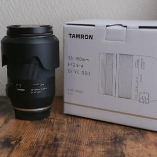 TAMRON - TAMRON 35-150mm F/2.8-4  (A043) [キャノン用]