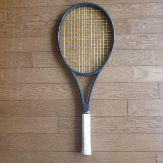 wilson(ウィルソン)の【値下げ】ウィルソン プロスタッフ97Lカウンターベール G2 スポーツ/アウトドアのテニス(ラケット)の商品写真