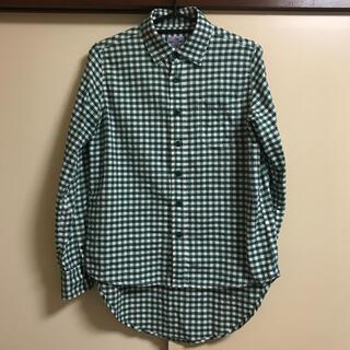 コーエン(coen)の☆coen☆ギンガムチェックシャツ(シャツ/ブラウス(長袖/七分))