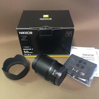Nikon - Nikon ニコン z50mm f1.8