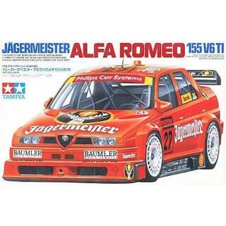 アルファロメオ(Alfa Romeo)の1/24 イェーガー マイスター アルファロメオ 155V6TI (模型/プラモデル)