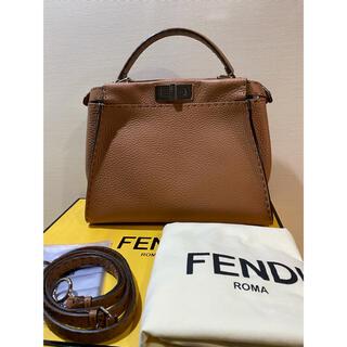 FENDI - FENDI ピーカブー レギュラー セレリア