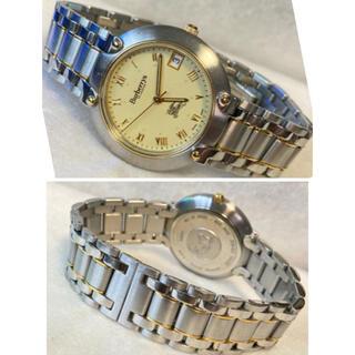 バーバリー(BURBERRY)の良品‼️Burberrys ローマンインデックス コンビ メンズ 腕時計(腕時計(アナログ))