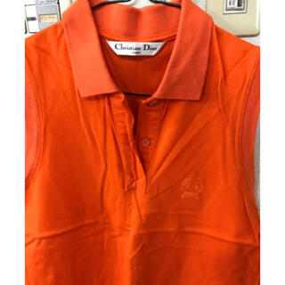 クリスチャンディオール(Christian Dior)のクリスチャンディオール スポーツポロシャツ(ポロシャツ)