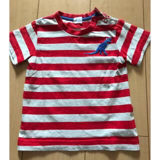 hakka baby - hakka baby ボーダー Tシャツ