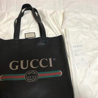 グッチ(Gucci)のグッチGucci メンズトートバッグ 2020AW 正規品店購入しました(トートバッグ)