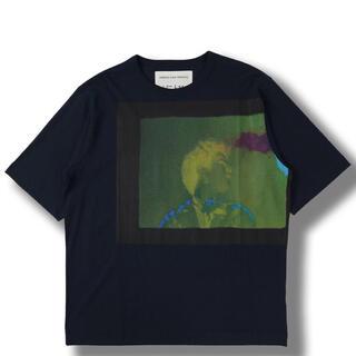 DRIES VAN NOTEN - dries van noten Tシャツ M 21ss
