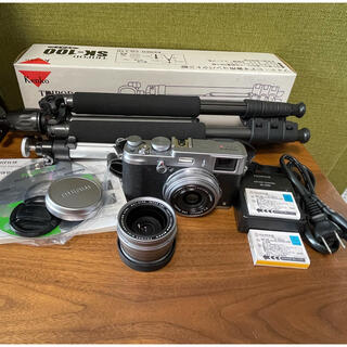フジフイルム(富士フイルム)の富士フイルム X100S/ワイドコンバージョンレンズ(デジタル一眼)