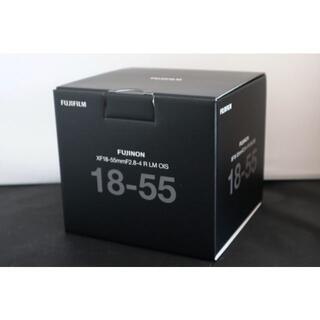 フジフイルム(富士フイルム)の★新品 フジノン XF 18-55mm F2.8-4 R LM OIS(レンズ(ズーム))