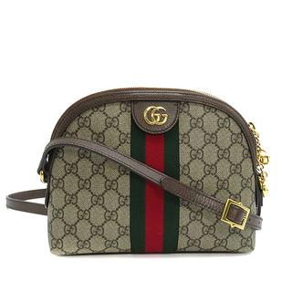 Gucci - グッチ  ショルダーバッグ  オフディア GG 499621  ベージュ