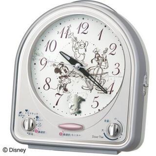 SEIKO - セイコー 目覚し時計 ディズニー ミッキー&フレンズ 31曲メロディアラーム