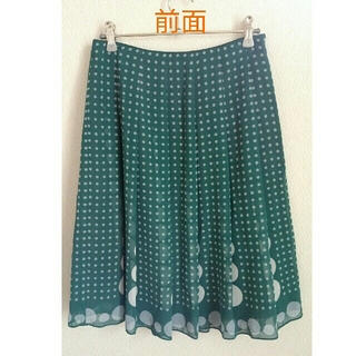 アナトリエ(anatelier)のアナトリエ スカート サイズ36 日本製(ひざ丈スカート)