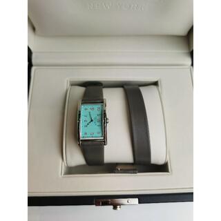 Tiffany & Co. - ティファニー イースト ウエスト ミニ 2-ハンド 37 x 22mm ウォッ