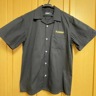 XLARGE - X-LARGE メンズ シャツジャケット(半袖)