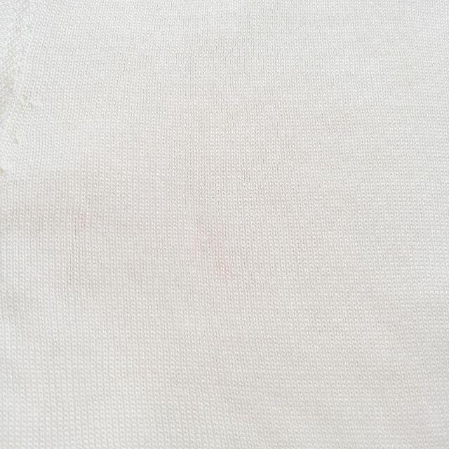 mame(マメ)のmame kurogouchi シルク ニット トップス オフホワイト 生成り レディースのトップス(ニット/セーター)の商品写真
