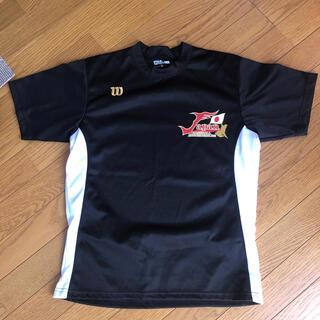 ウィルソン(wilson)のウィルソン野球Tシャツ(ウェア)