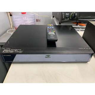 ミツビシデンキ(三菱電機)の最終値下げ 三菱電機 Blu-rayディスクレコーダー BZ110 動作確認済み(ブルーレイレコーダー)