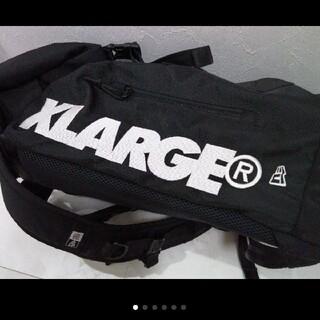 XLARGE - 超美品 ☆ エクストララージ  X-LARGE × NEWERA リュック