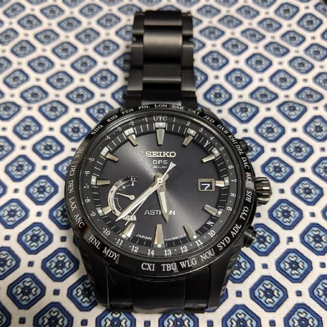 SEIKO(セイコー)のセイコーアストロン電波ソーラー(2016年7月) メンズの時計(腕時計(デジタル))の商品写真