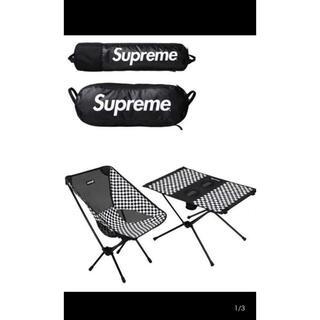 シュプリーム(Supreme)のSupreme Helinox Table chair one セット(テーブル/チェア)